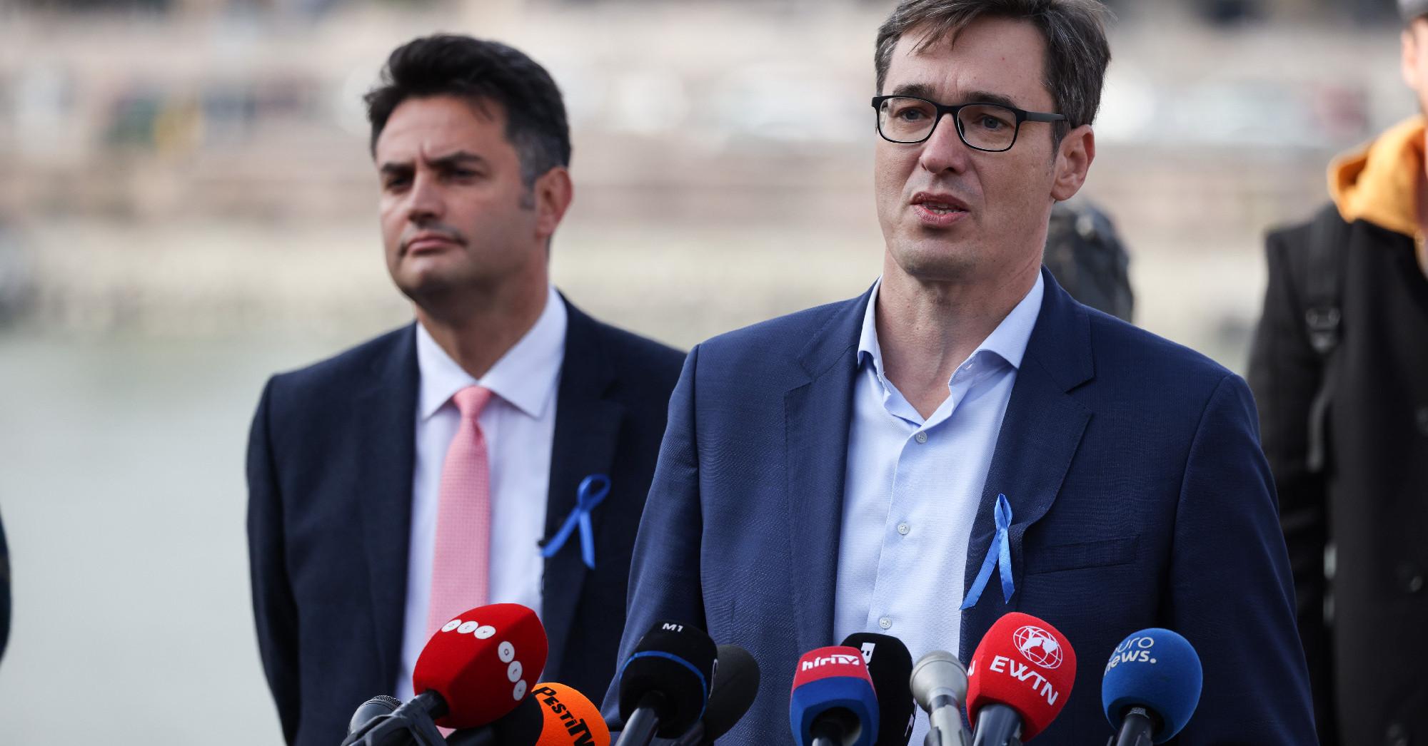Karácsony a zöld és szocdem szavazóknak: Ezerszer jobb ma egy Márki-Zay Péter, mint holnap egy Orbán Viktor