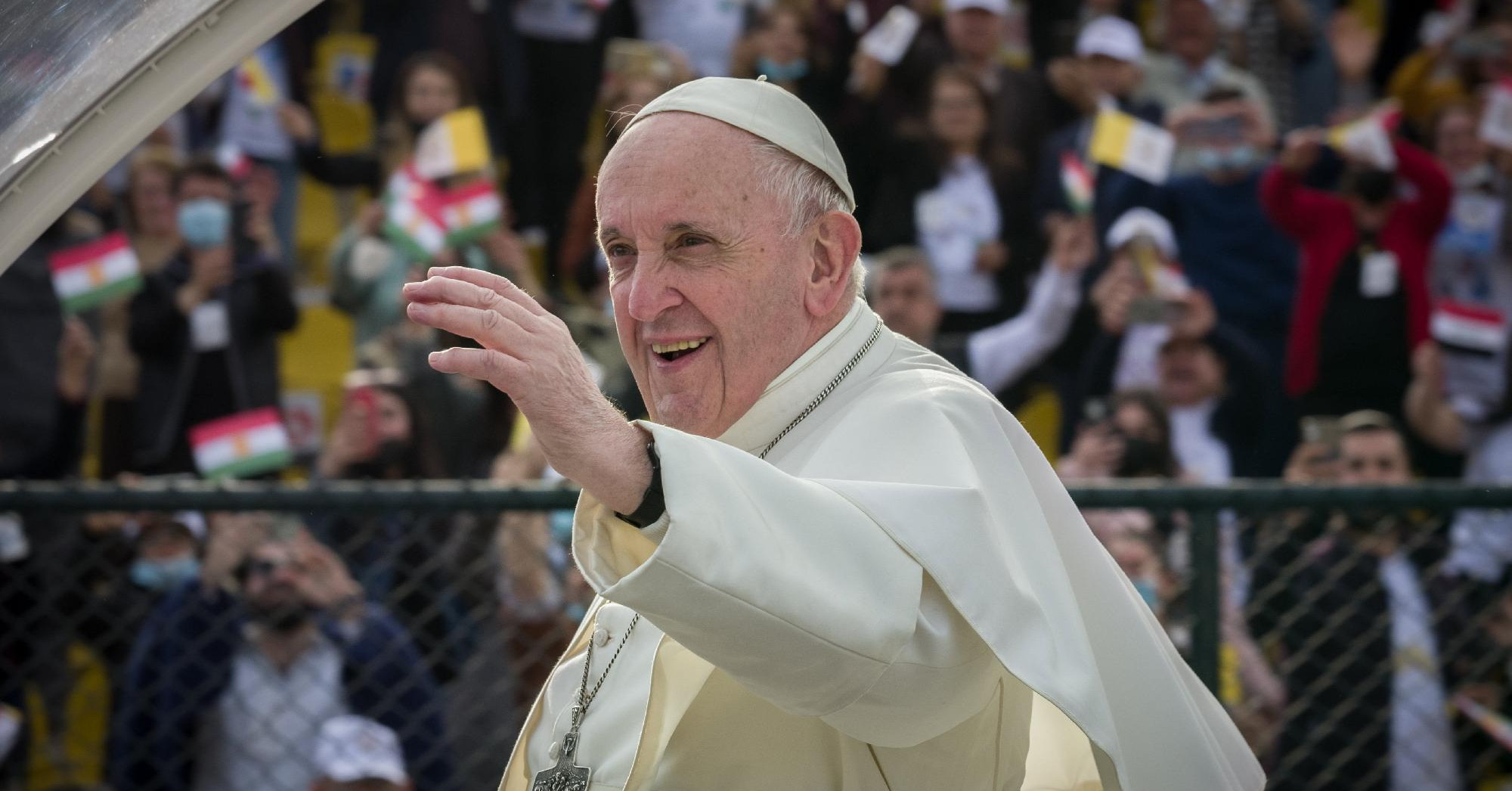 Ferenc pápa a menedékkérők visszaküldése ellen szólalt fel