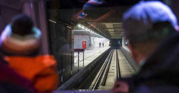 metró felállítása