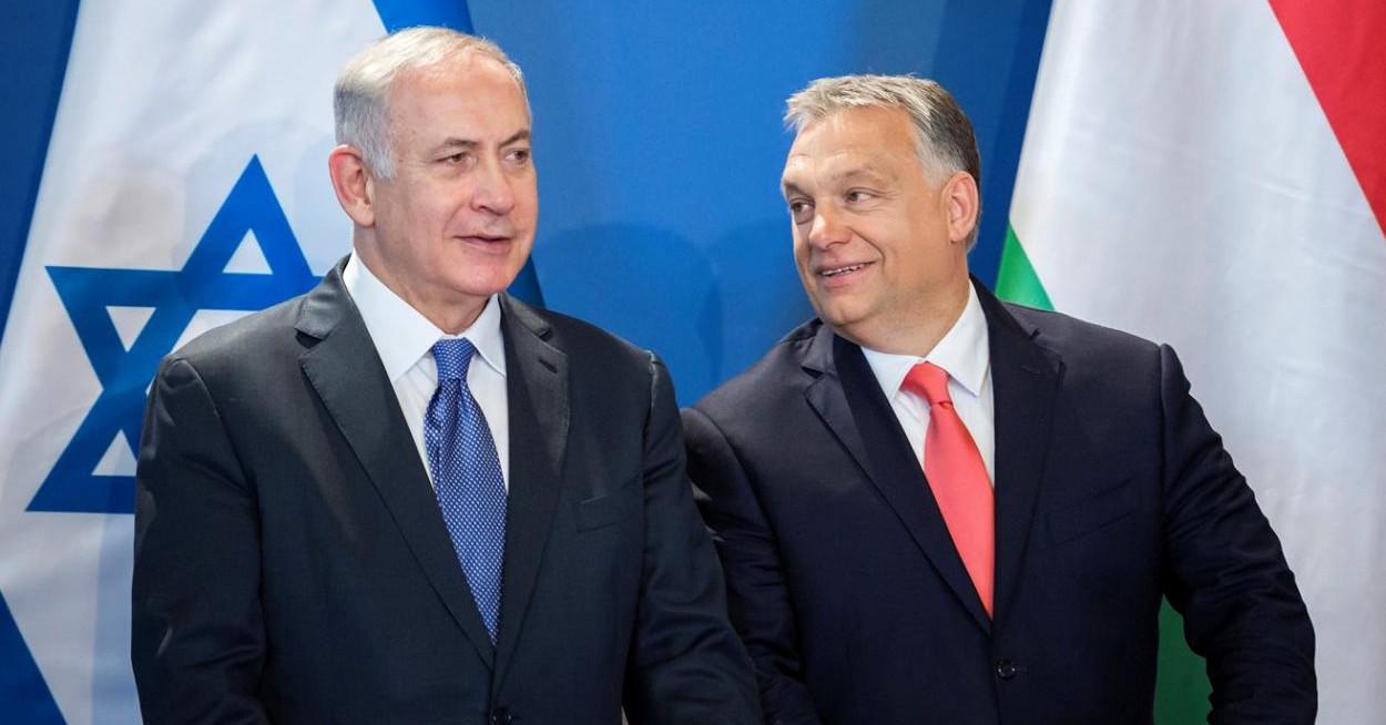 """""""Orbán is olyan legyőzhetetlennek hiszi magát, mint Netanjahu"""""""