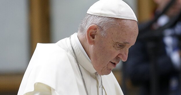 Ferenc pápa az iraki síiták legbefolyásosabb vezetőjével találkozott