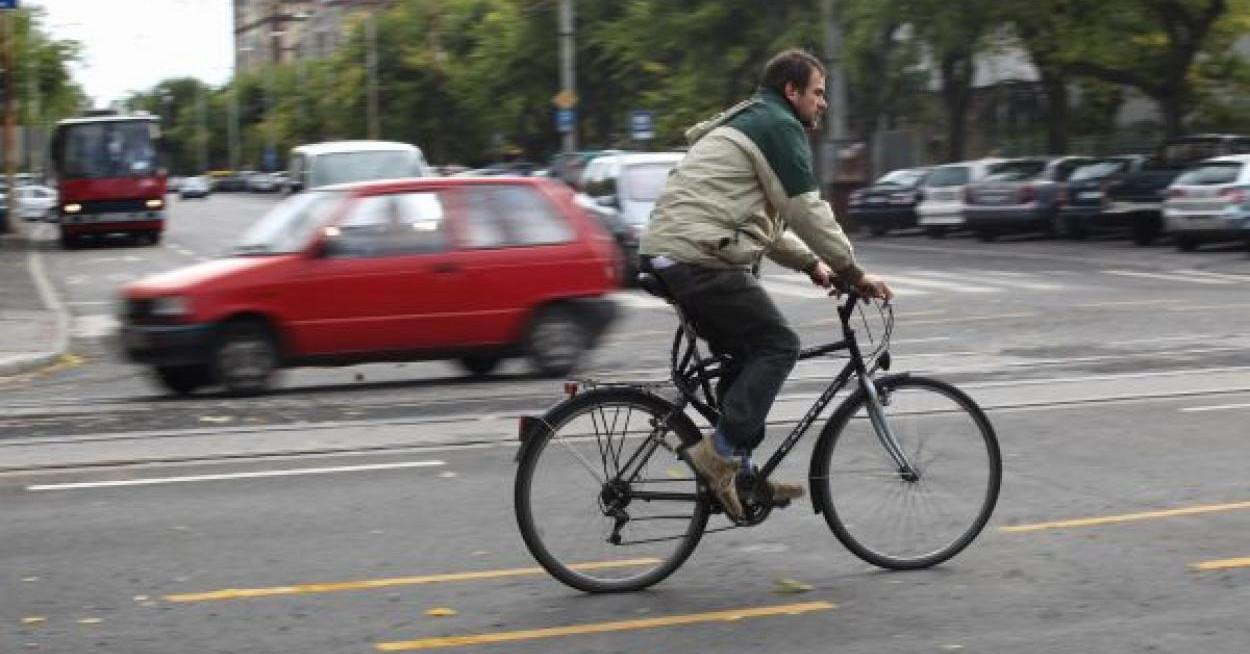 kerékpár felállítása)