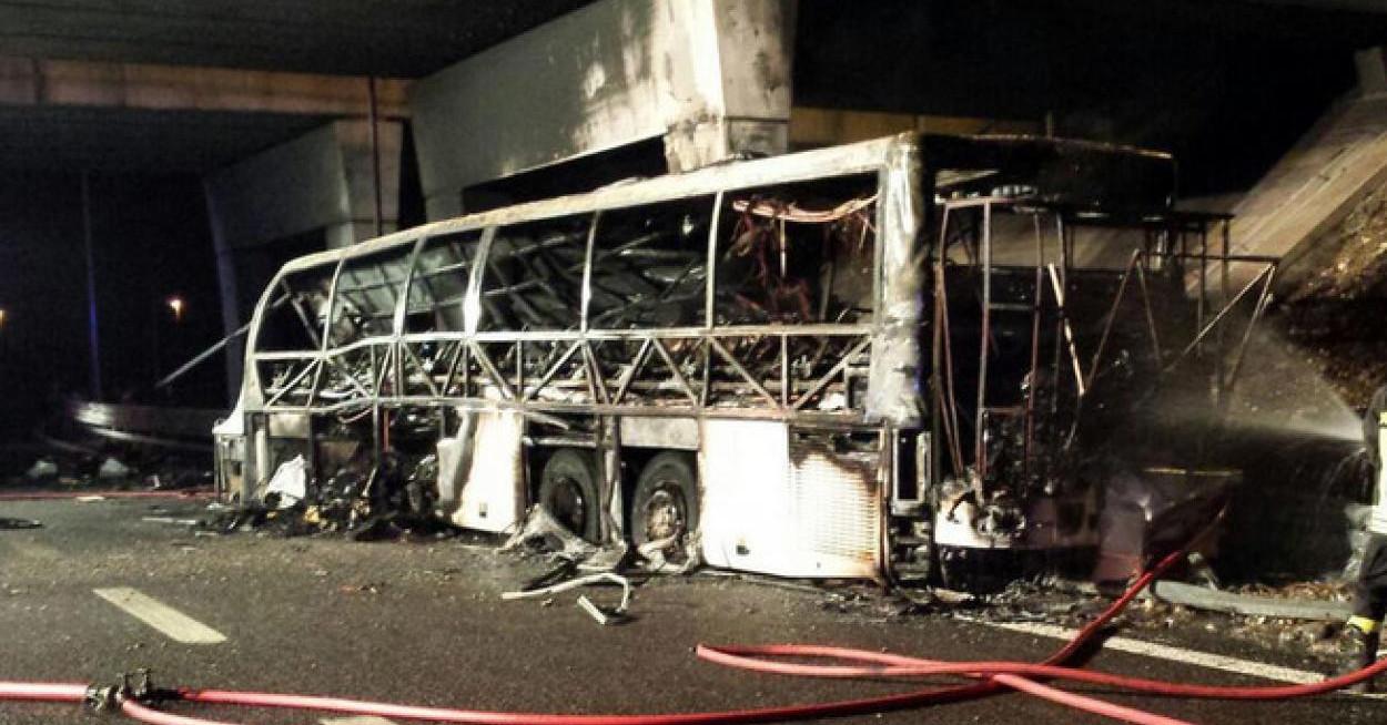 6 év letöltendő szabadságvesztést kapott a veronai buszbaleset sofőrje