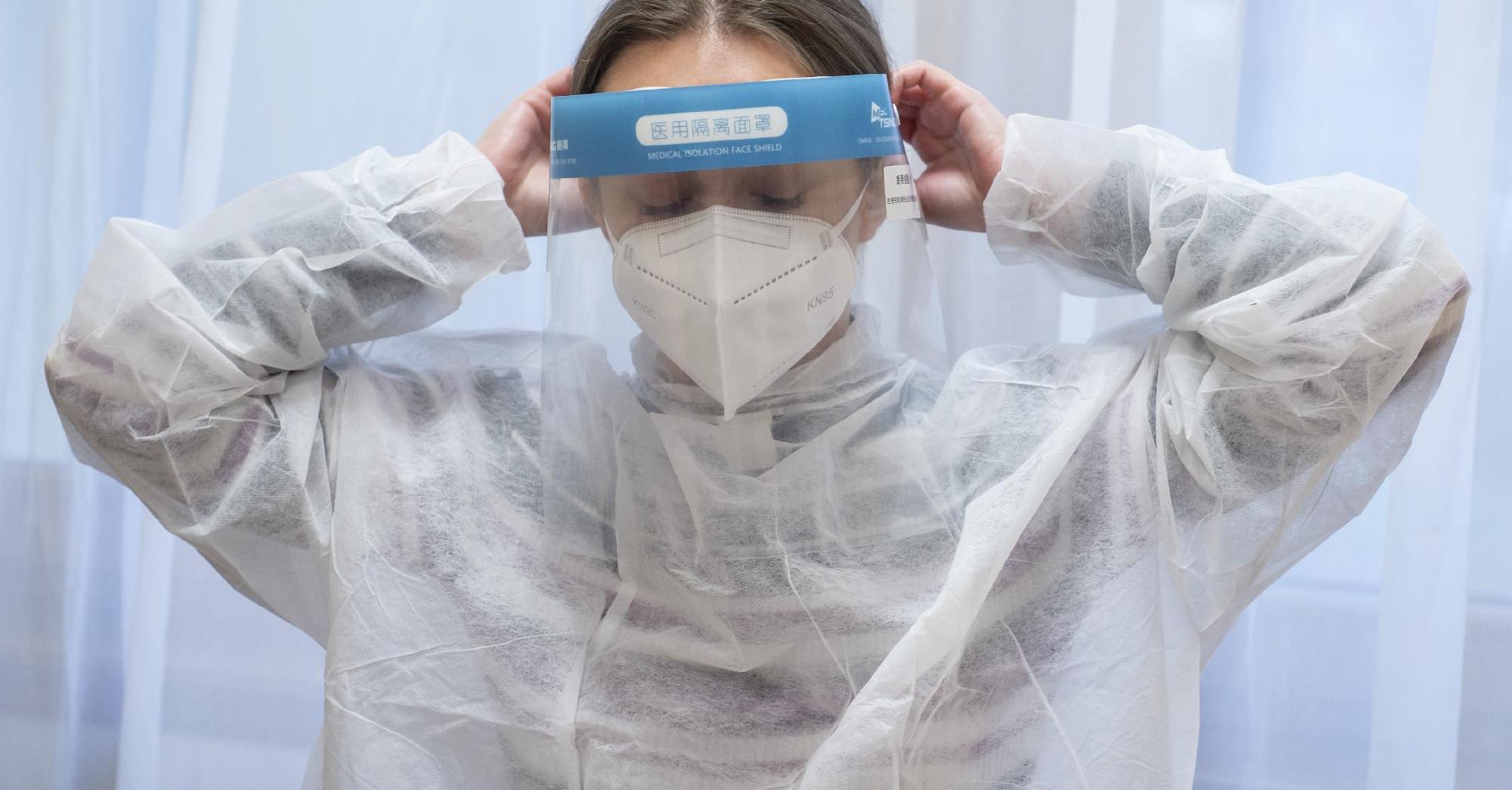 Sosem regisztráltak még ennyi új fertőzést egy nap alatt