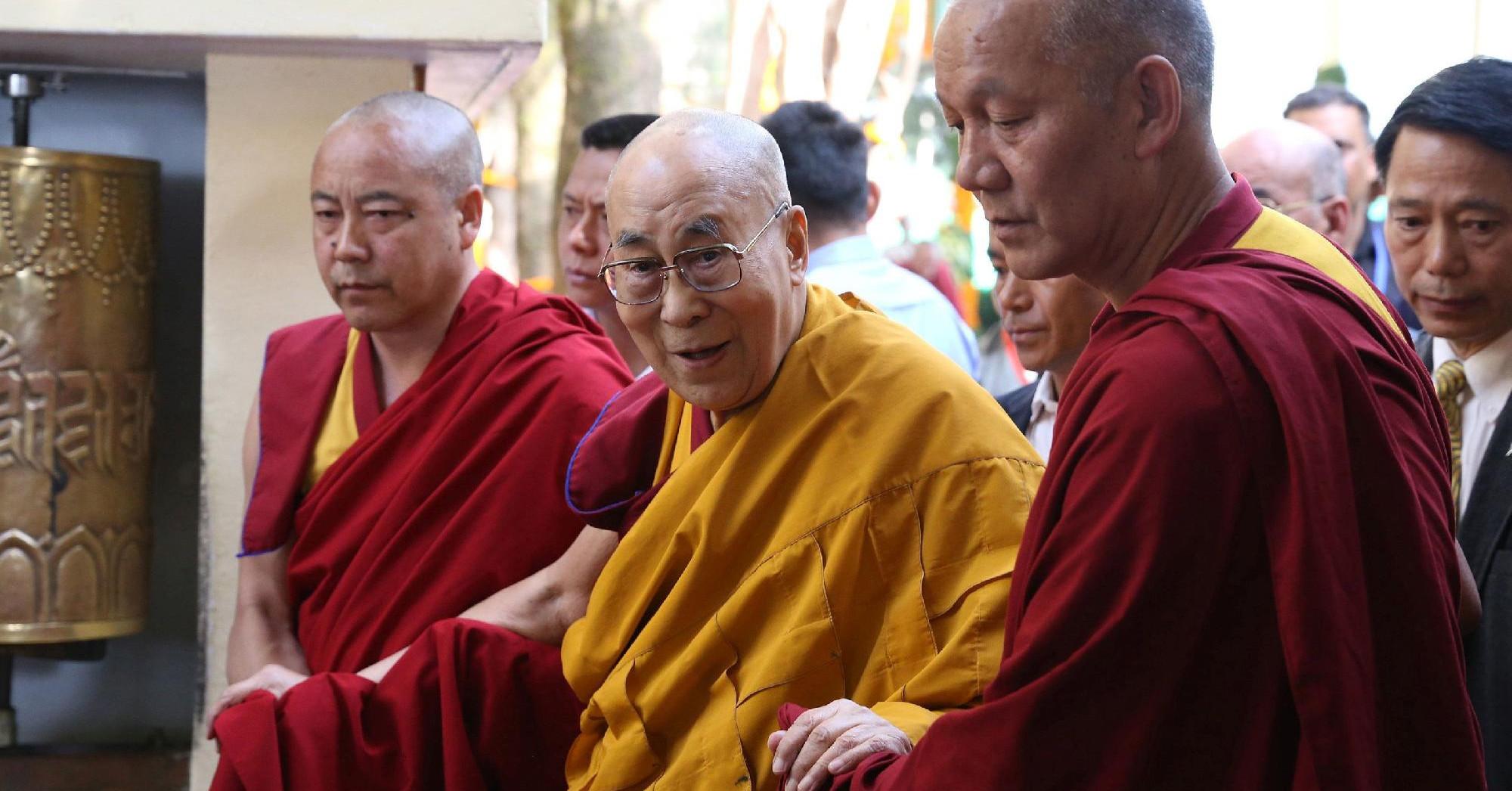 A Dalai Láma is megkapta a koronavírus elleni oltást