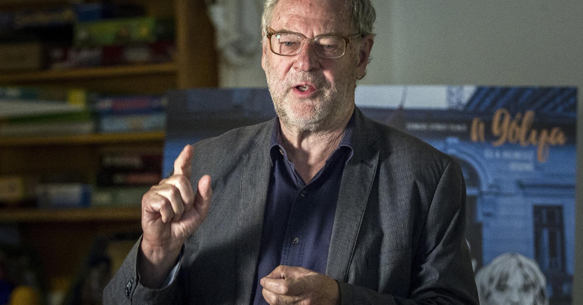 Életének 81. évében elhunyt Szomjas György Kossuth-díjas filmrendező