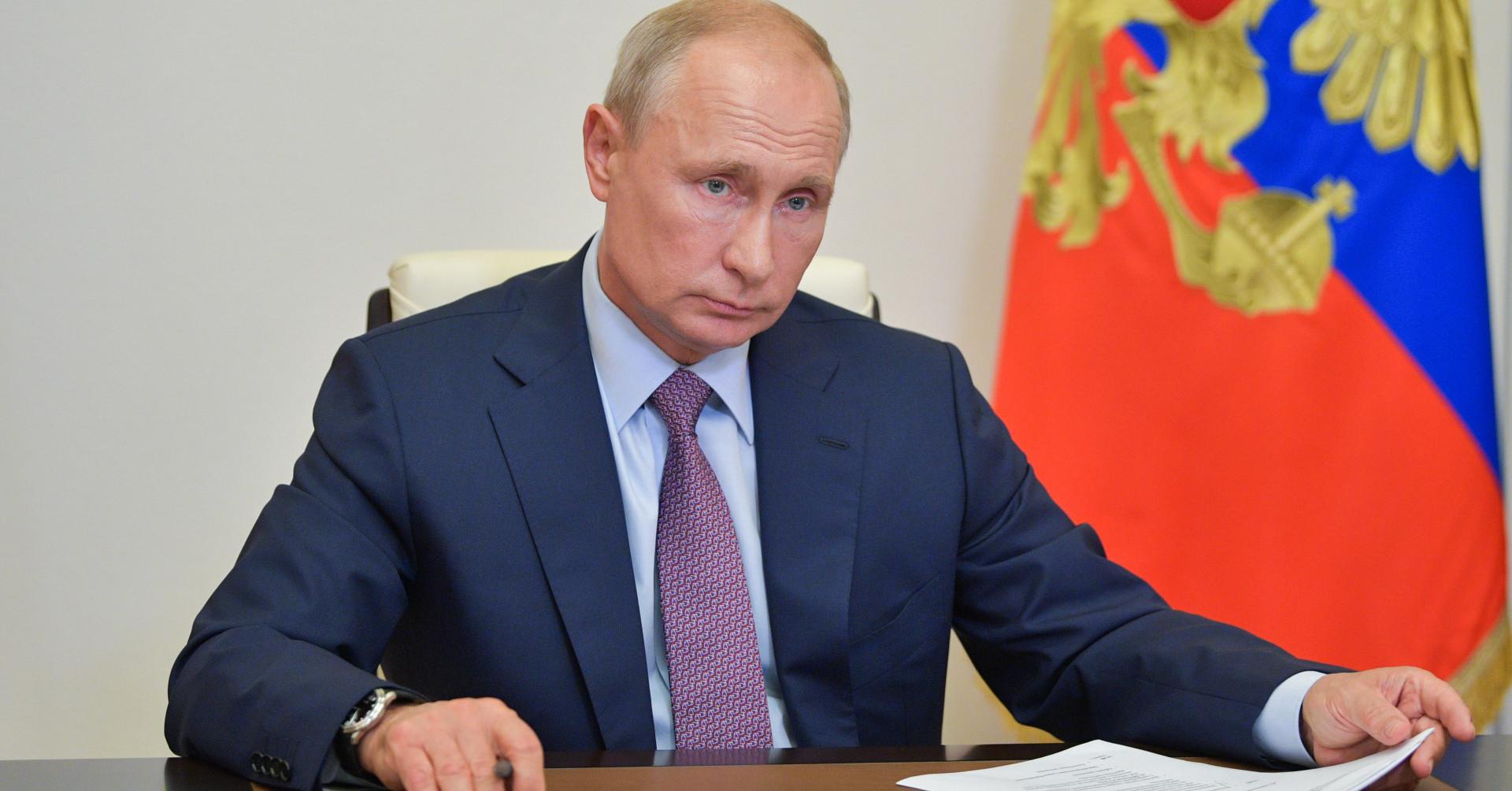 Putyin szerint rég nem volt ilyen rossz az orosz-amerikai kapcsolat, mint most