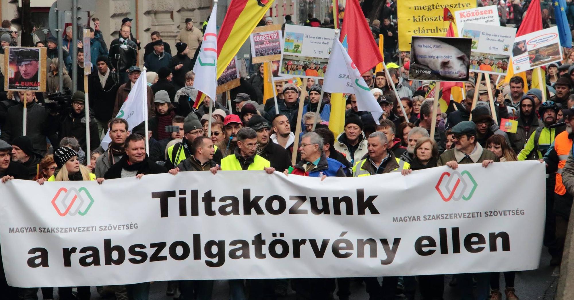 Új elnök lesz a Magyar Szakszervezeti Szövetség élén