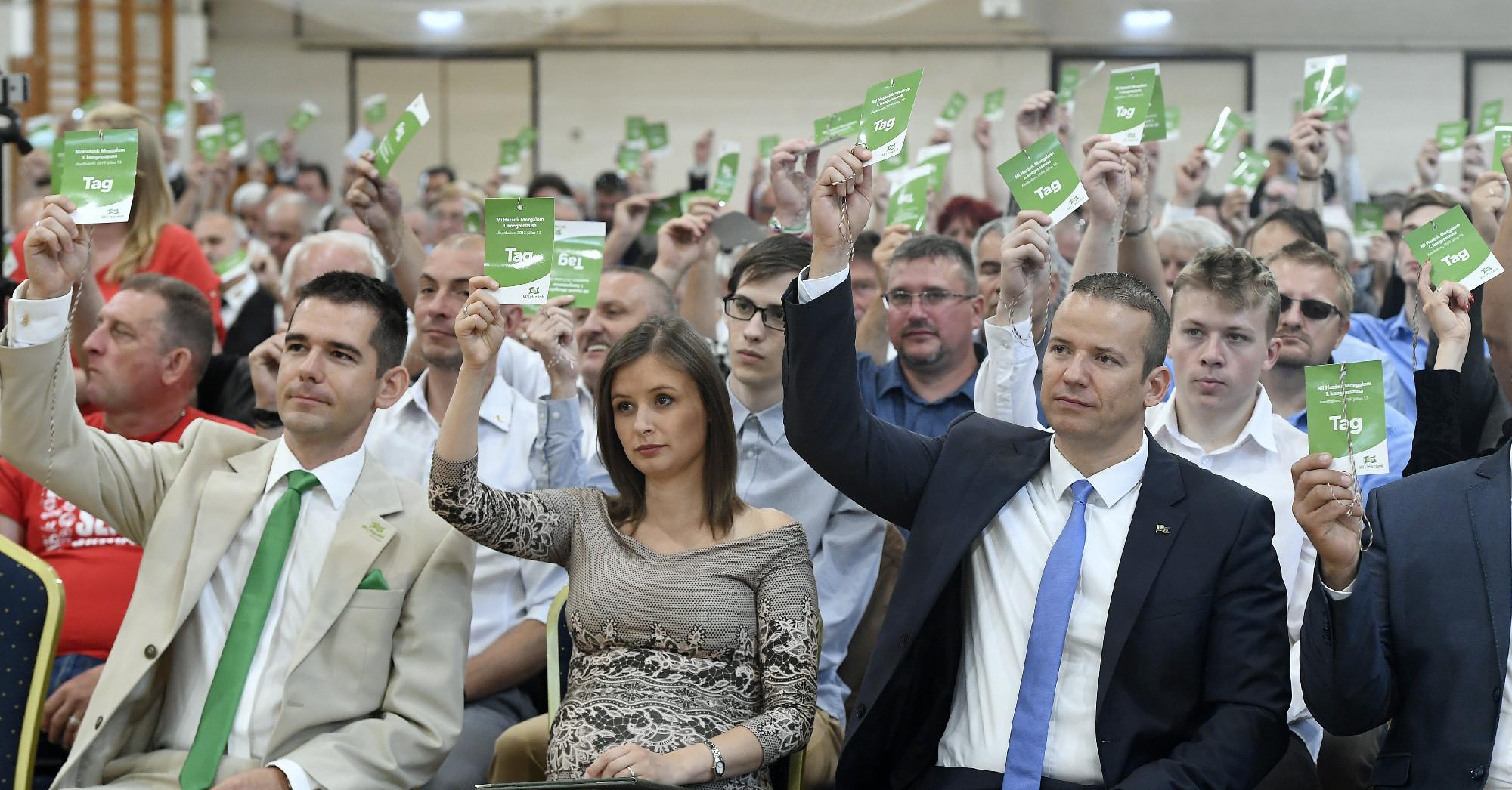 Dúró Dóra bemutatja: ők lesznek a Mi Hazánk képviselőjelöltjei